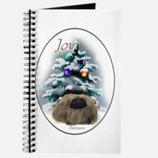 Pekingese Christmas Journal