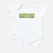 Quarter Horse ADVENTURE Infant Bodysuit
