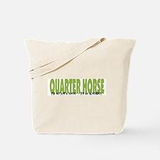 Quarter Horse ADVENTURE Tote Bag
