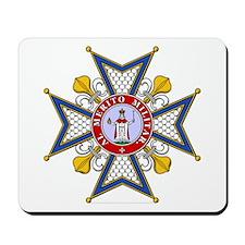 Order of St. Ferdinand Mousepad