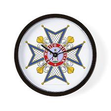 Order of St. Ferdinand Wall Clock