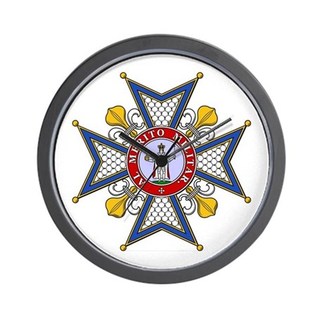 Order of St. Ferdinand Wall Clock