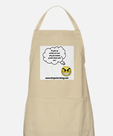 If PUAs Are Evil... Apron
