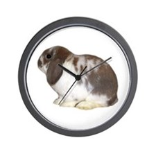 """Bunny 2"" Wall Clock"