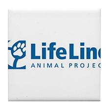 LifeLine Animal Project Tile Coaster