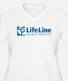LifeLine Animal Project Plus Size T-Shirt