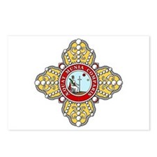 Order of St. Catherine (Russi Postcards (Package o