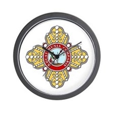 Order of St. Catherine (Russi Wall Clock