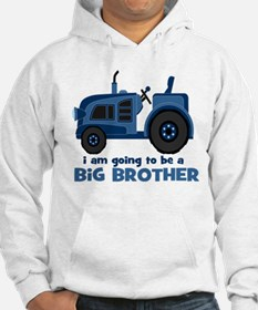 I am Going to be a Big Brother Hoodie