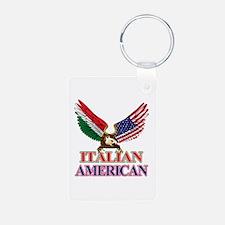 Italian American Keychains