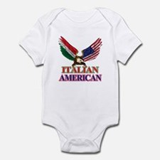 Italian American Infant Bodysuit