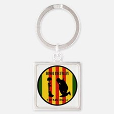 Honor the Fallen Vietnam 1965-73 Keychains