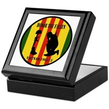 Honor the Fallen Vietnam 1965-73 Keepsake Box