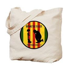 Honor the Fallen Vietnam 1965-73 Tote Bag