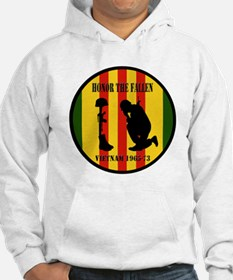Honor the Fallen Vietnam 1965-73 Hoodie