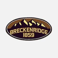Breckenridge Sepia Patches
