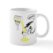 Skull Cant Haz Beer Mug