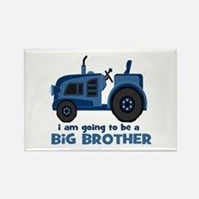 I am Going to be a Big Brother Rectangle Magnet