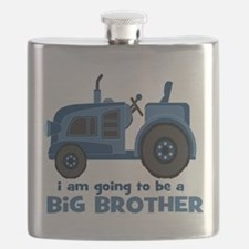 I am Going to be a Big Brother Flask