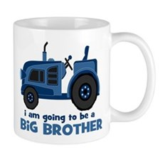 I am Going to be a Big Brother Small Mug