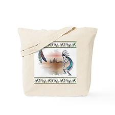 Kokopelli #5 Tote Bag