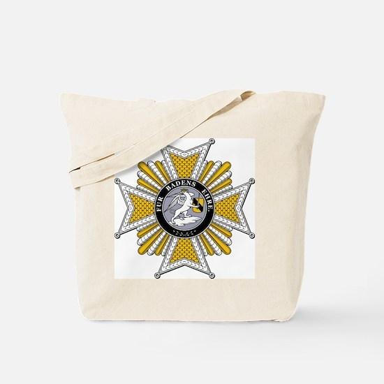 Military Merit (Baden) Tote Bag