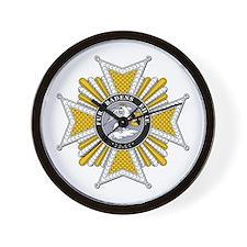 Military Merit (Baden) Wall Clock