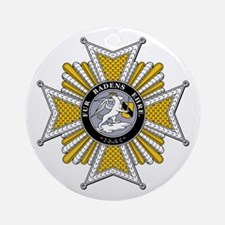 Military Merit (Baden) Ornament (Round)