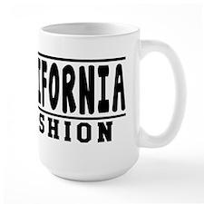 California Fashion Designs Mug