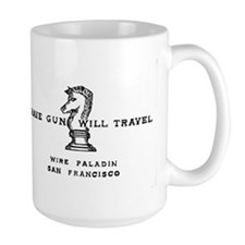 Have Gun Will Travel Mugs