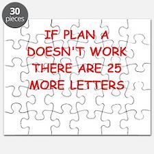 plan b Puzzle