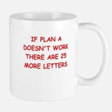 plan b Mug