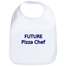 Future Pizza Chef Bib