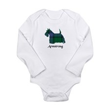 Terrier - Armstrong Long Sleeve Infant Bodysuit