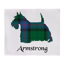 Terrier - Armstrong Throw Blanket