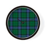 Tartan - Armstrong Wall Clock
