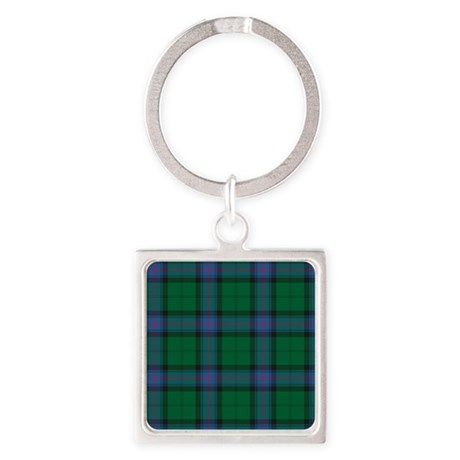 Tartan - Armstrong Square Keychain