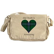 Heart - Armstrong Messenger Bag