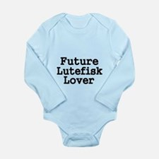 Future Lutefisk Lover Body Suit