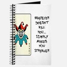 Whatever Doesnt Kill You... Journal
