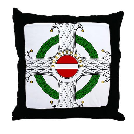 Maria Theresa (Austria) Throw Pillow
