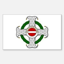 Maria Theresa (Austria) Rectangle Decal