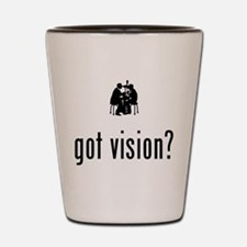 Optometrist Shot Glass