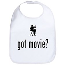 Movie Director Bib