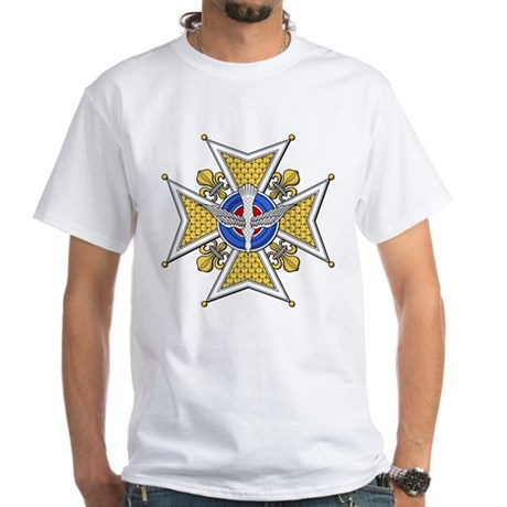 Holy Ghost (France) White T-Shirt