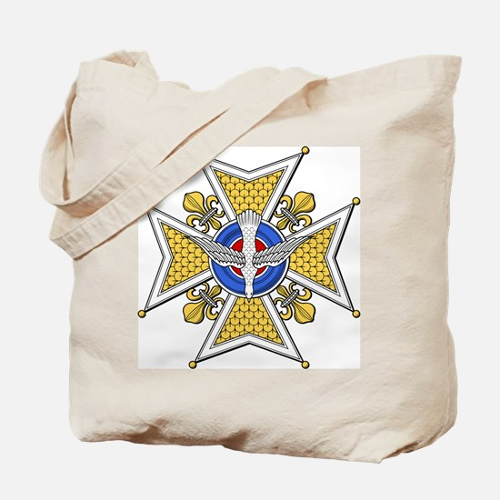 Holy Ghost (France) Tote Bag