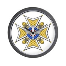 Holy Ghost (France) Wall Clock