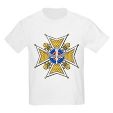 Holy Ghost (France) Kids T-Shirt