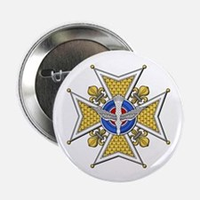 """Holy Ghost (France) 2.25"""" Button (10 pack)"""