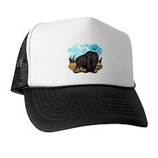 Prairie Bison Trucker Hat
